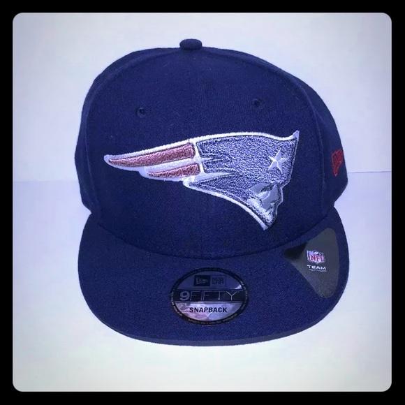 8c8dab5ac4ead New Era Accessories | New England Patriots 9fifty Snapback Cap ...